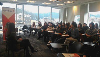Primer taller Diseña tu Carrera en Concepción