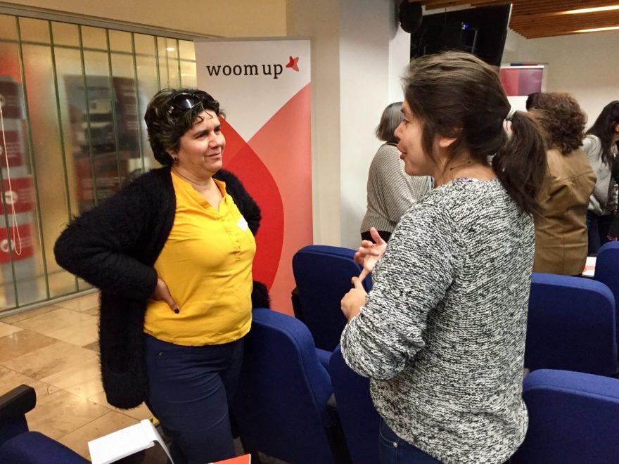 ¡Exitosa Jornada de Encuentro con Emprendedoras!